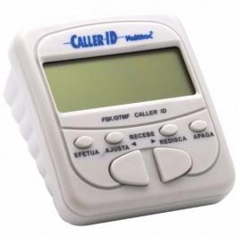 Identificador De Chamadas Multitoc Registra Até 100 Chamadas