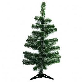 Árvore de Natal Canadense Nevada com 60cm