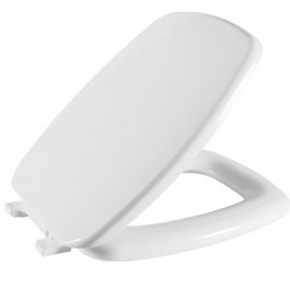 Assento Sanitário Branco Thema Almofadado TTH/K-BCO-01 Astra