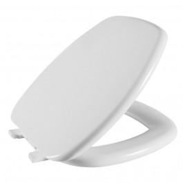 Assento Sanitário Branco Stylus/Primula Almofadado TSL/K-BCO-01 Astra