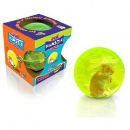 Bola de Exercícios Hamster Brinquedo 12cm