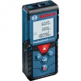 Medidor de Distância Trena a Laser 40 Metros GLM 40 Bosch