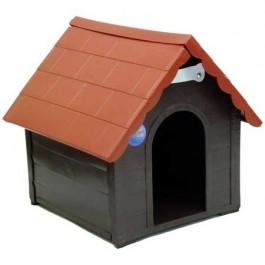 Casinha Cachorro Plástica Desmontável N.1