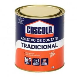 Cola de Contato Tradicional 230ml / 195g Cascola Sem Toluol 3