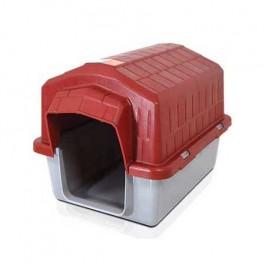 Casinha Cachorro Plástica Desmontável Alvorada N.2