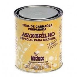 Cera de Carnaúba para Móveis Max Brilho 225ml Incolor Machado