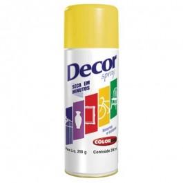 Tinta Spray Amarelo Colorgin
