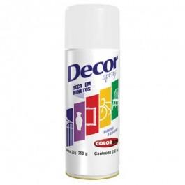 Tinta Spray Branco Brilhante Colorgin