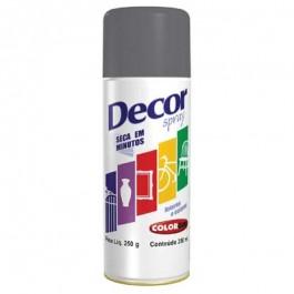 Tinta Spray Grafite Colorgin