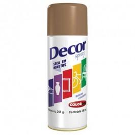 Tinta Spray Marrom Barraco Colorgin