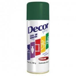 Tinta Spray Verde Amazonas Metálico Colorgin