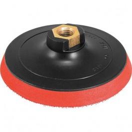 Disco de Borracha Fixa Fácil 125mm para Lixadeira e Politriz Vonder