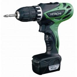 Parafusadeira Bateria Litio 10,8v Hitachi 2 Anos Garantia 1 3