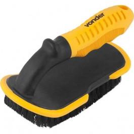 Escova para Limpeza de Tapetes Carpetes Vonder