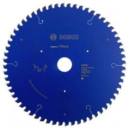 Disco Serra para MDF 10 254mm 60 Dentes Expert for Wood Bosch