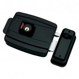 Fechadura Elétrica 40mm Abertura Para Dentro Stam