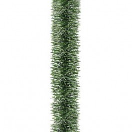 Festão PVC Verde 5cm