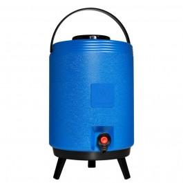 Garrafa Térmica 12 Litros Termolar Maxitermo Azul