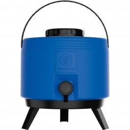 Garrafa Térmica 6 Litros Termolar Maxitermo Azul