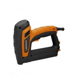 Grampeador E Pinador Elétrico 16mm Tapeceiro Com Grampos IF-GP3001