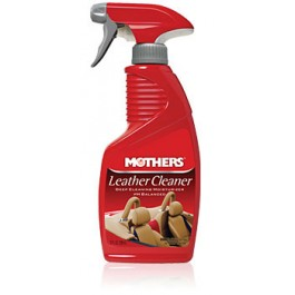 Limpa Couros Leather Cleaner Mothers 355ml