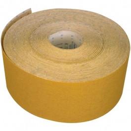 Lixa Rolo Madeira Amarela 80 Pano 12 X 45 Norton