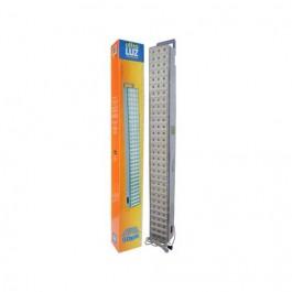 Luminária de Emergência 90 LED Bivolt