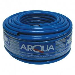 Mangueira De Jardim Premium Trançada Azul 1/2PolX3,0Mm 50 M