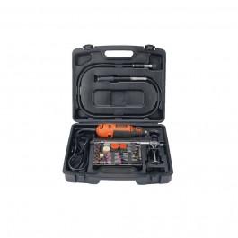Micro Retífica RT18KA Com 110 Acessórios Black & Decker