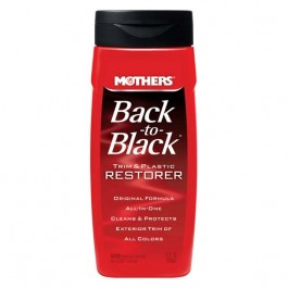 Restaurador de Plástico Back-to-Black Mothers 6112 355ml