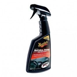 Protetor Brilho Natural Shine 473ml - Meguiars - G4116