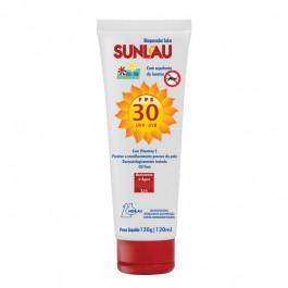 Protetor Solar Fator 30 Com Repelente 120 G