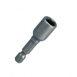 Soquete Magnético Encaixe 1/4 Canhão 8mm B-38716 Makita