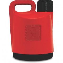 Garrafa Térmica 3 Litros Termolar Supertermo Vermelha