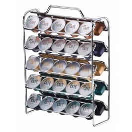 Suporte Porta 50 Cápsulas Nespresso + Porta Sachês Chá Guardanapos