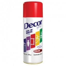 Tinta Spray Vermelho Colorgin