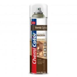 Verniz Spray para Madeira Imbuia Chemicolor 400ml