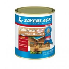 Verniz Marítimo Poliulack Premium Sayerlack 900ml Brilhante 3