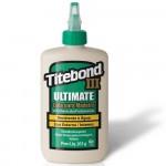 Cola Titebond 3 Ultimate Wood Glue 263g
