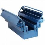 Caixa De Ferramentas Sanfonada 5 Compartimentos Metal Fercar