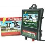 Eletrificador De Cerca Rural 30km Bivolt Pampeano