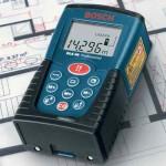 Medidor De Distância Trena A Laser Bosch Dle40 Profissional