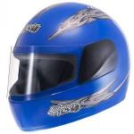 Capacete Moto Azul Liberty Four Protork