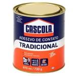Cola de Contato Tradicional 870ml / 730g Cascola Sem Toluol 3