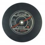 Disco De Corte 12 X 1/8 Pol X 5/8 A36qb32 Icder 10 Unidades
