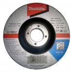Disco De Desbaste 4.1/2 Pol Metal Makita Com 5 Unidades