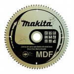 Disco Serra Circular MDF 7.1/4 185mm 60 D. B-50267 Makita