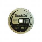 Disco Serra Para Mdf 10 Pol. 250mm 80 Dentes Makita Hi-ATB