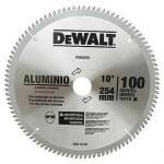 Lâmina Serra 10 polegadas alumínio DeWALT 3