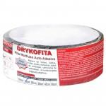 Impermeabilizante Fita 0,05 X 10 M Dryko Alumínio Rolo